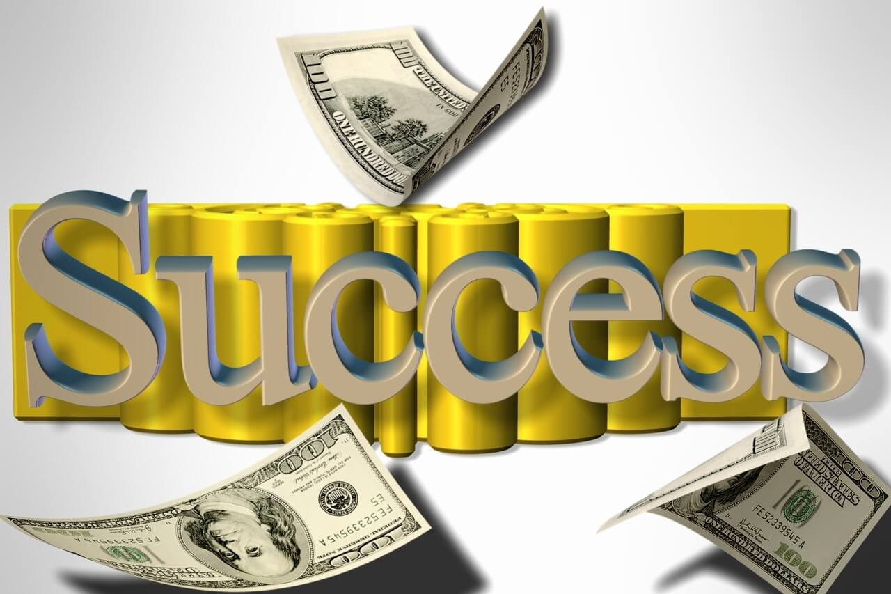 successの文字