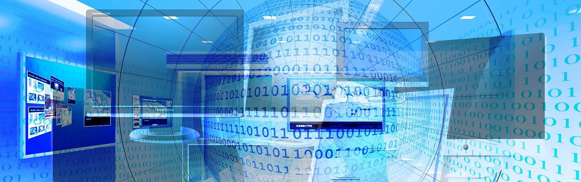 PCとバイナリーコード